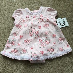 'Little Me' dress size 3 months NWT
